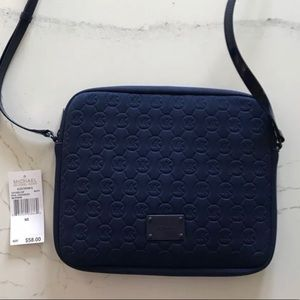 NWT Michael Kors iPad carrying Case